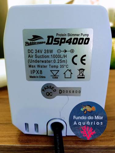 Bomba Eletrônica Bubble Magus Rock Dsp4000 Vários Skimmers