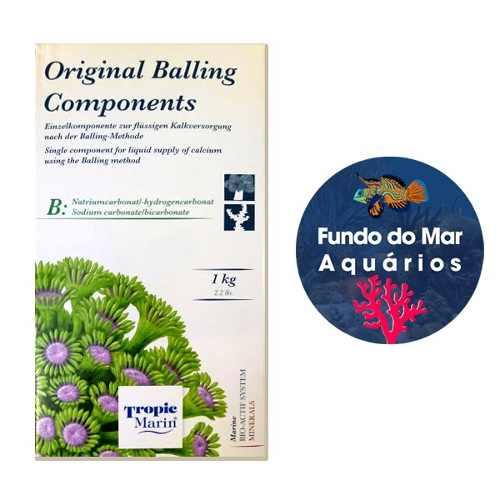 Tropic Marin Bio Bicarbonato De Sodio Original Balling B 1kg