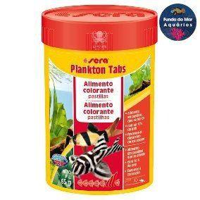 Sera Plankton Tabs 65g