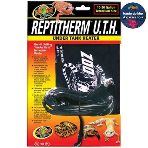 Zoomed Reptil Therm Uth Rh 4