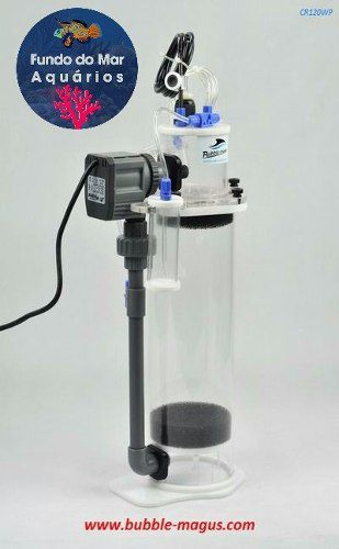 Reator De Cálcio Bubble Magus Cr200 Dwp 2000l Bivolt