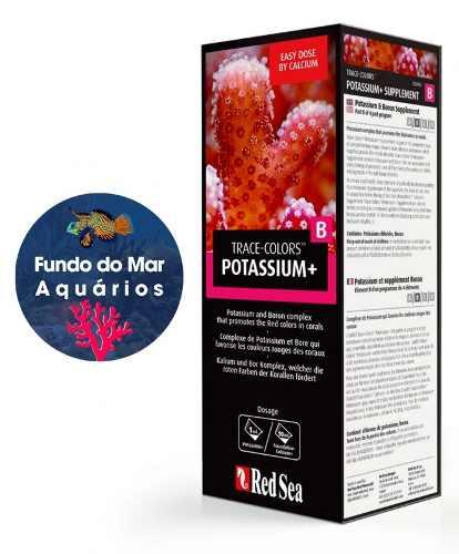 Suplemento Red Sea Coral Colors B 500ml (potassio)