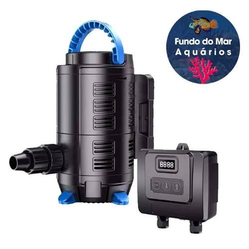 Sunsun Cet-8000 Bomba Submersa 8000l/h 110v Com Controle