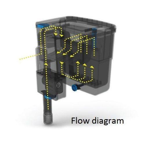 Seachem Filtro Externo Tidal 55 1000l/h 110v P/ Aquários