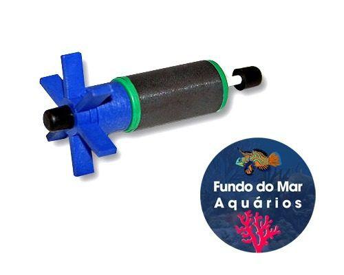 Impeller P/ Filtro Canister Sunsun Hw-402 Aquarios Reparo