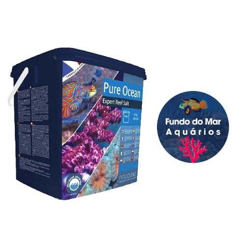 Sal Natural Prodibio Pure Ocean Reef Probiótico Balde 5kg
