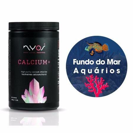Nyos Calcium 1kg Cálcio Ca Para Aquários Marinho