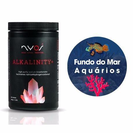 Nyos Alkalinity+ 1kg Alkalinidade Kh Para Aquários Marinho