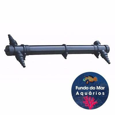 Filtro Uv Sunsun Cuv-155 55w Aquário Lago 1000 Litros