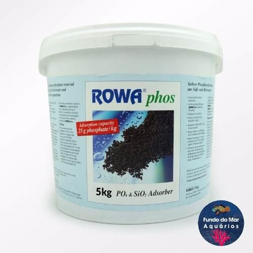 Removedor de Fosfato e Silicato ROWA PHOS 5KG - Balde