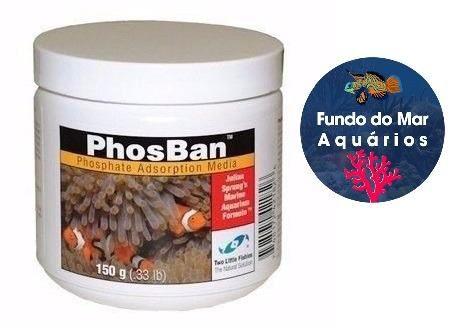 Removedor de Fosfato e Silicato TLF PHOSBAN 150G