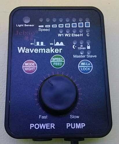 Controlador Wireless Jebao Para Bombas Wave Maker