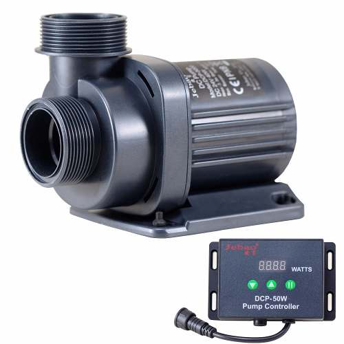Bomba Eletrônica Jebao Dcp-3000 Fluxo 1800 A 3000