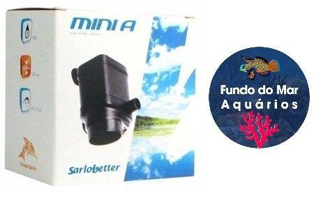 Sarlo Better Bomba Submersa Mini A 60 A 170 L/h - 110v