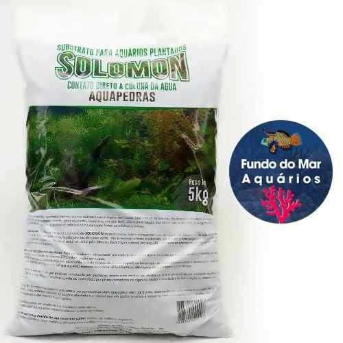 Substrato Fertil Solomon Saco Com 5 Kg