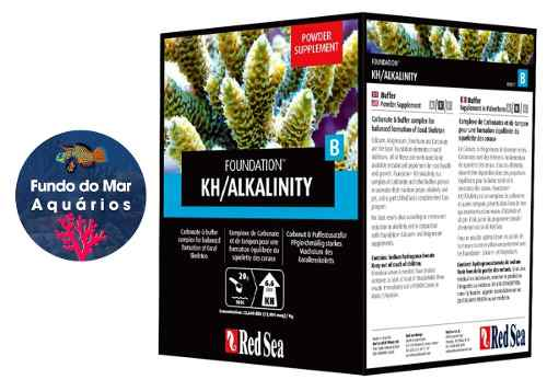 Red Sea Reef Foundation B 1kg Suplemento de Kh/Alkalinidade