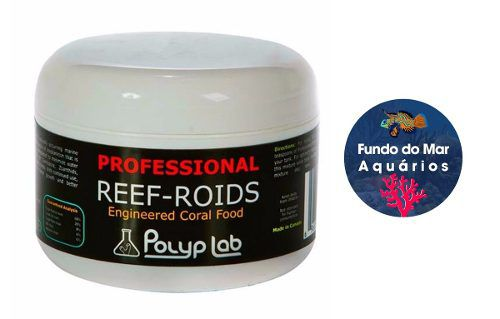 Polyplab Reef- Roids Coral Food 120g Alimento P Corais