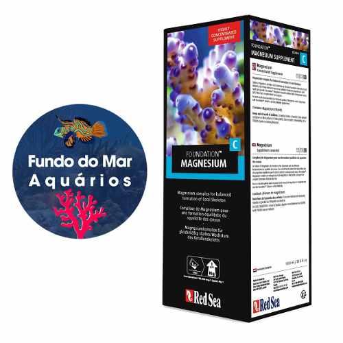 Red Sea Reef Foundation C 500ml Suplemento de Magnésio