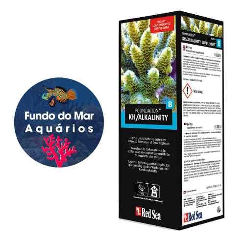Red Sea Reef Foundation B 500ml Suplemento de Kh/Alkalinidade