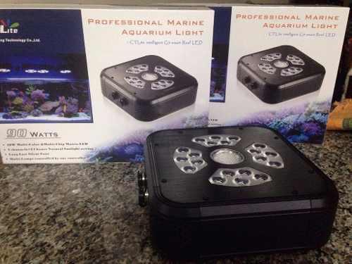 Luminária S/ Controlador Ctlite Led G3 90w