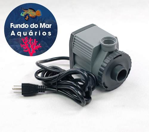 Bomba Submersa Bubble Magus Rock Sp 2000 110v Para Skimmer