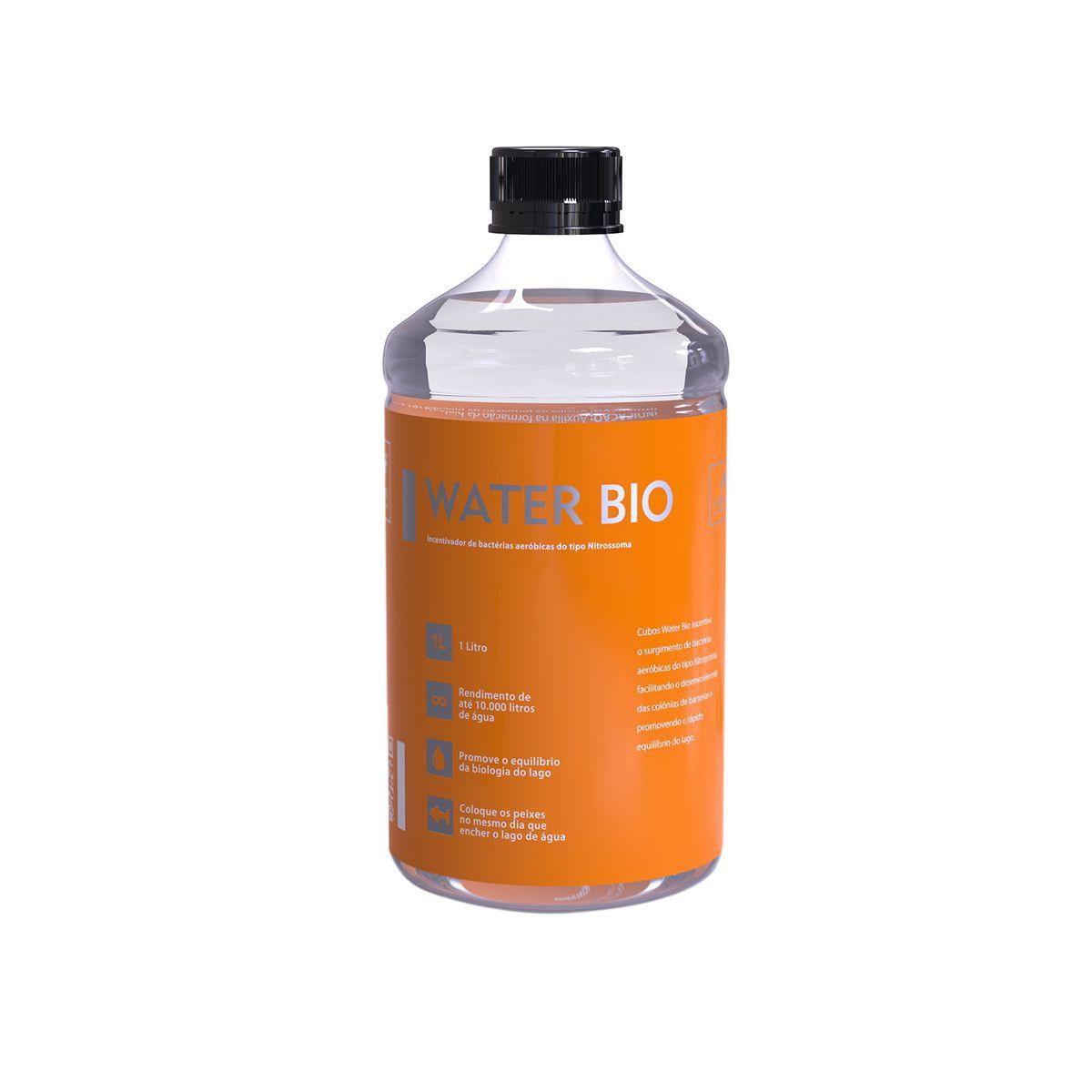 Acelerador Biológico Para Lagos Cubos Water Bio - 1 Litro