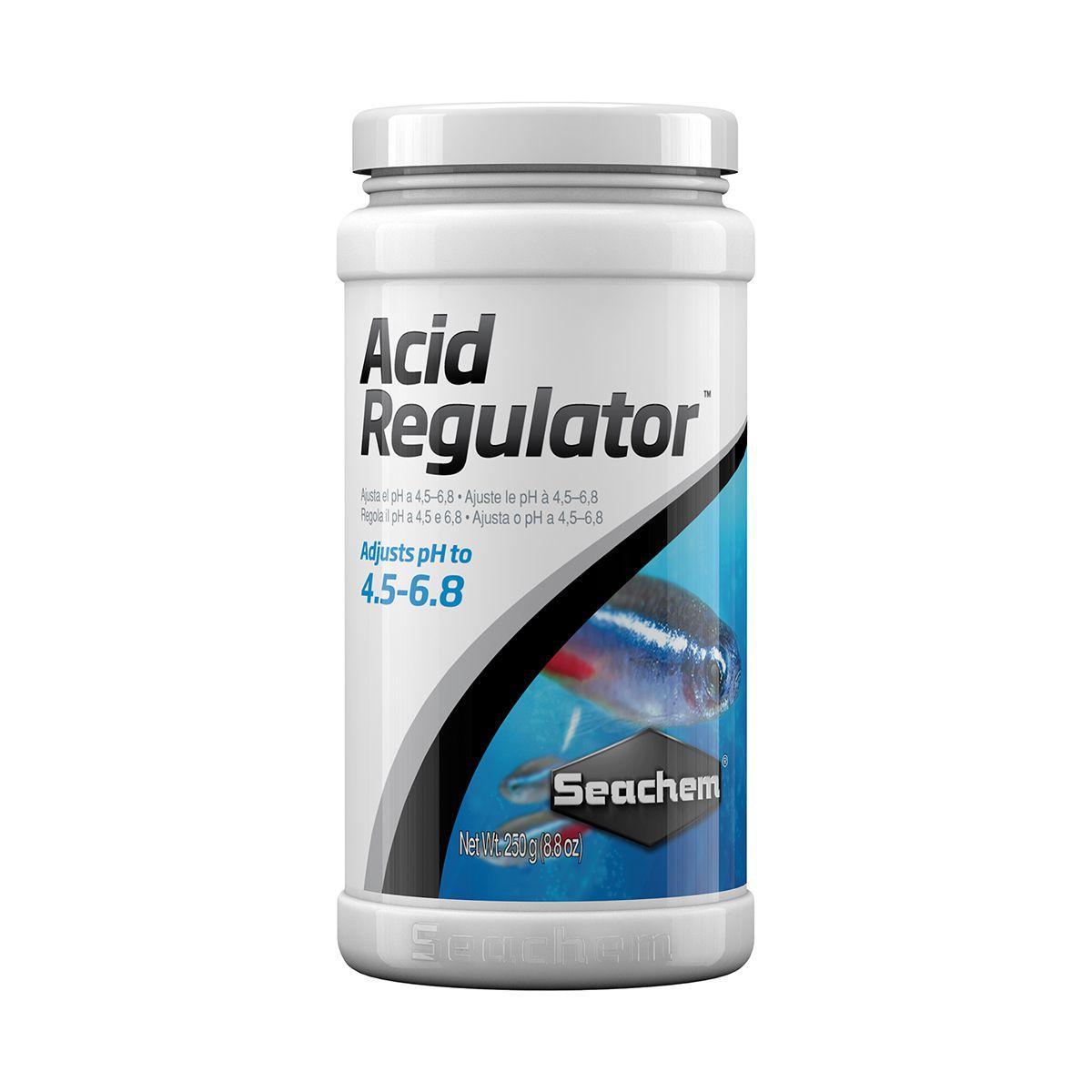Acidificante para Aquários Seachem Acid Regulator - 250g
