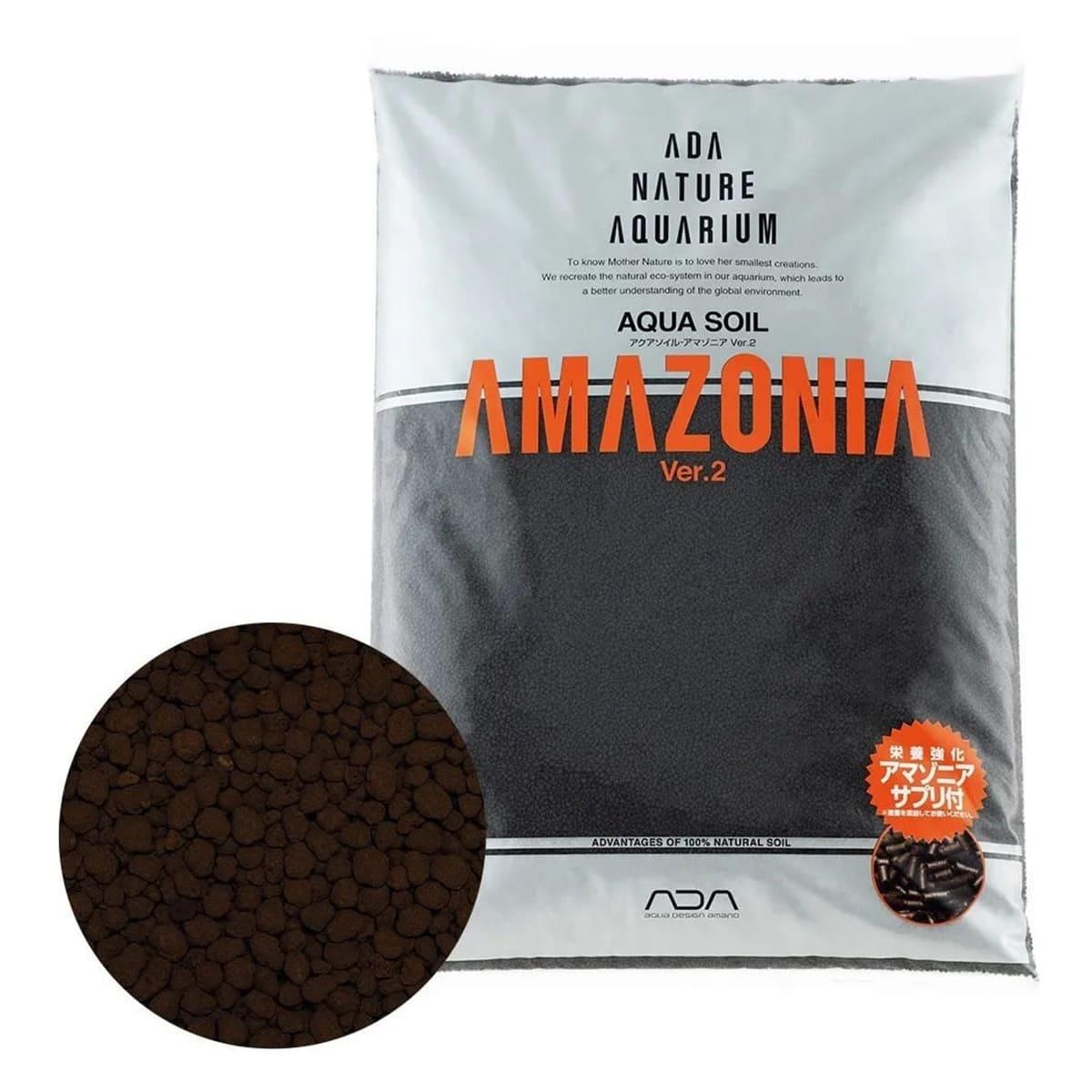 Ada Aqua Soil Amazonia 3l Substrato Fertil Original