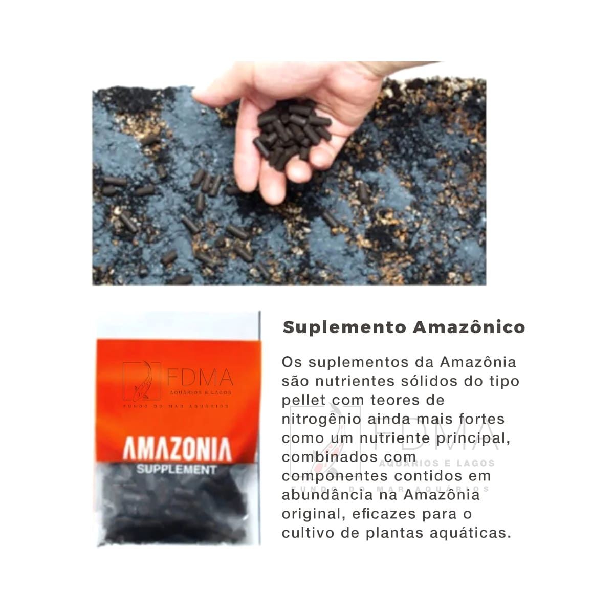 Ada Aqua Soil Amazonia 9l Tipo Normal Substrato Fertil