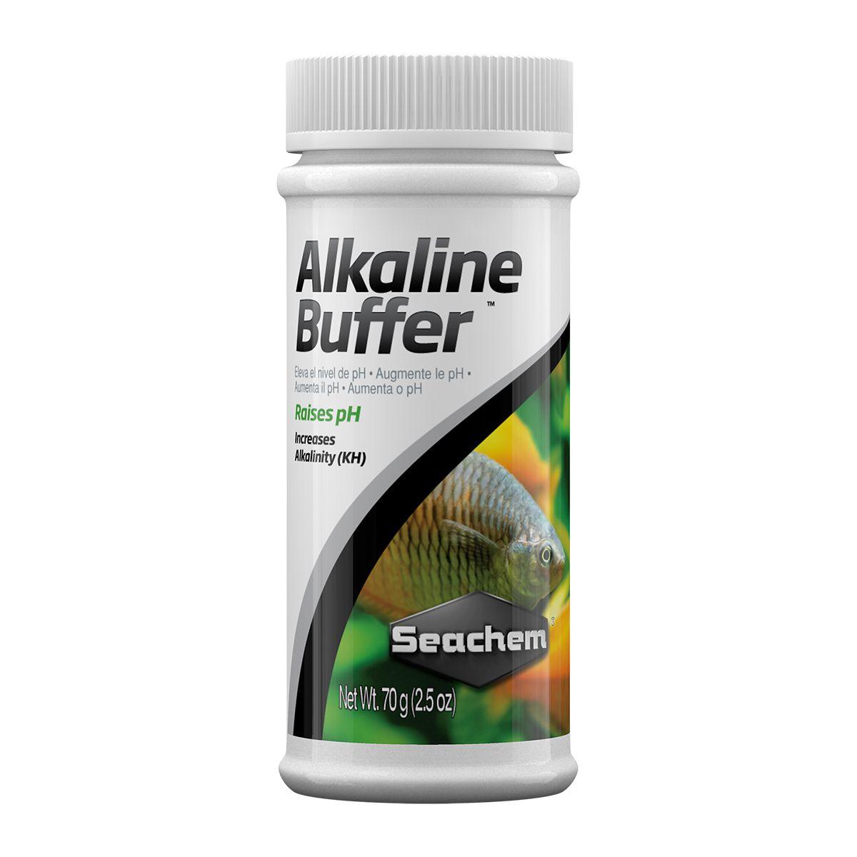 Alcalinizante SEACHEM ALKALINE BUFFER 70G