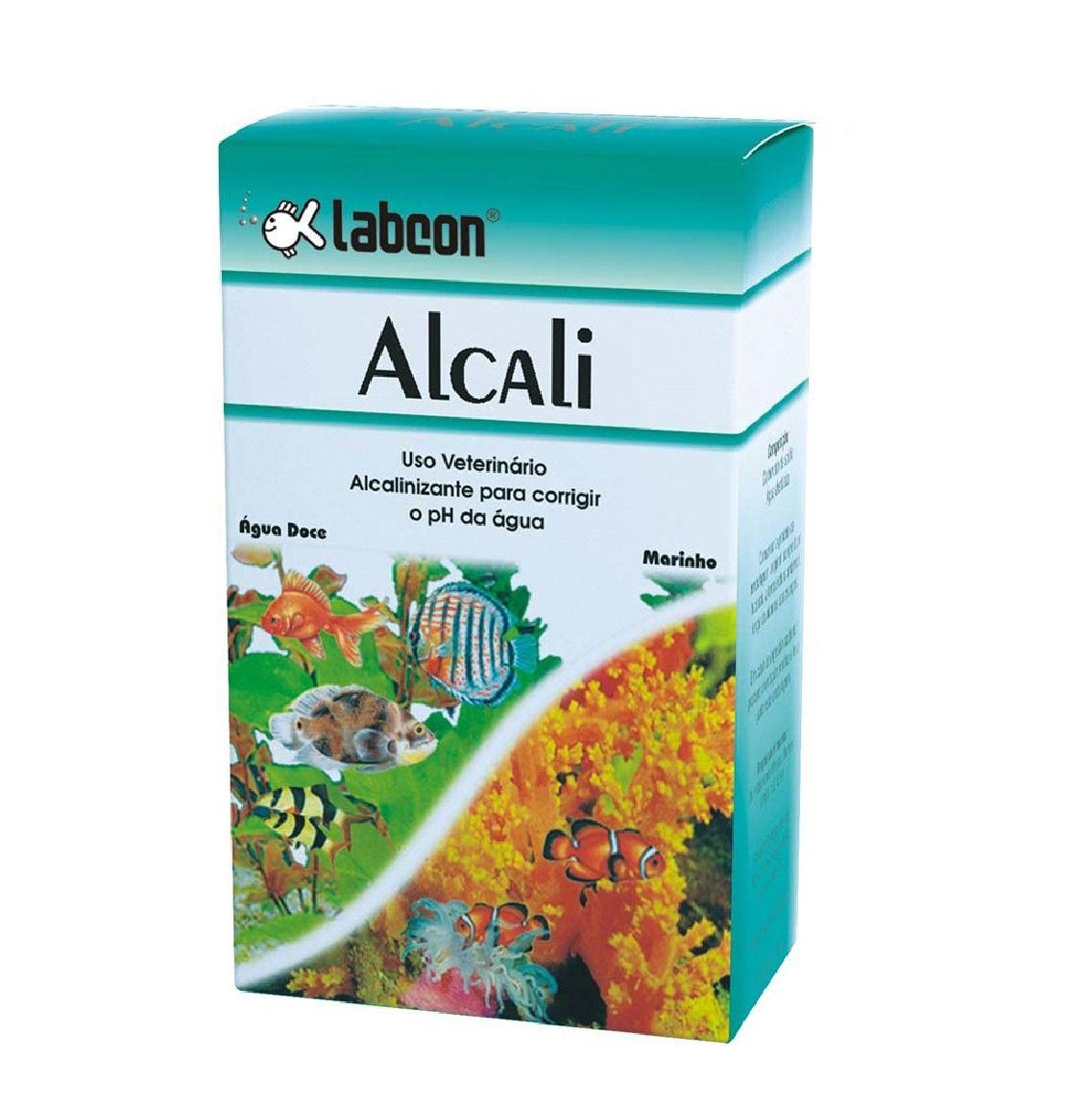 Alcalinizante Alcon Labcon Alcali 15ml