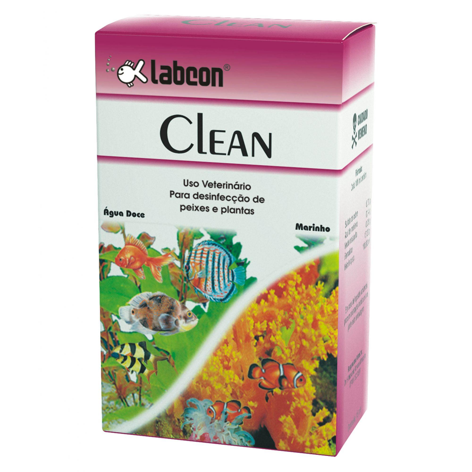 Evita Doenças Alcon Labcon Clean 15ml