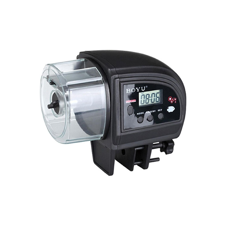 Alimentador Automatico Boyu Zw 82 Para Aquários