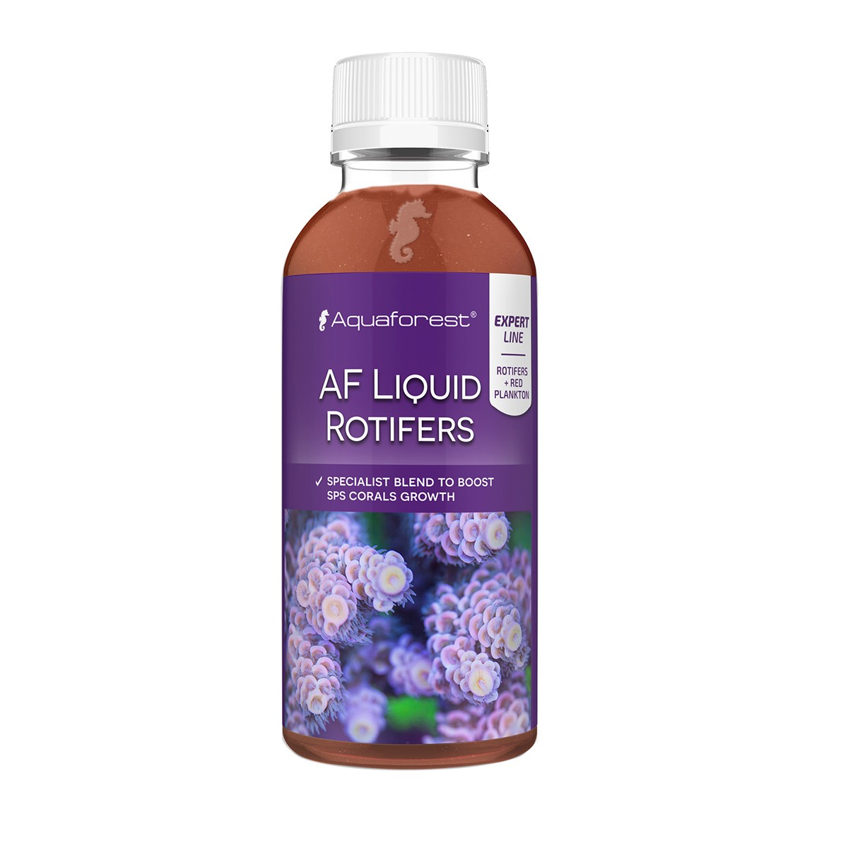 Aquaforest AF Liquid Rotifers - Suplemento com Rotíferos
