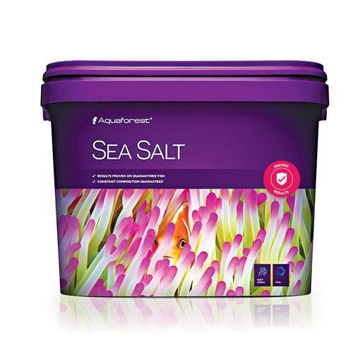 Aquaforest Sea Salt 5kg Sal Marinho para Peixes e Corais