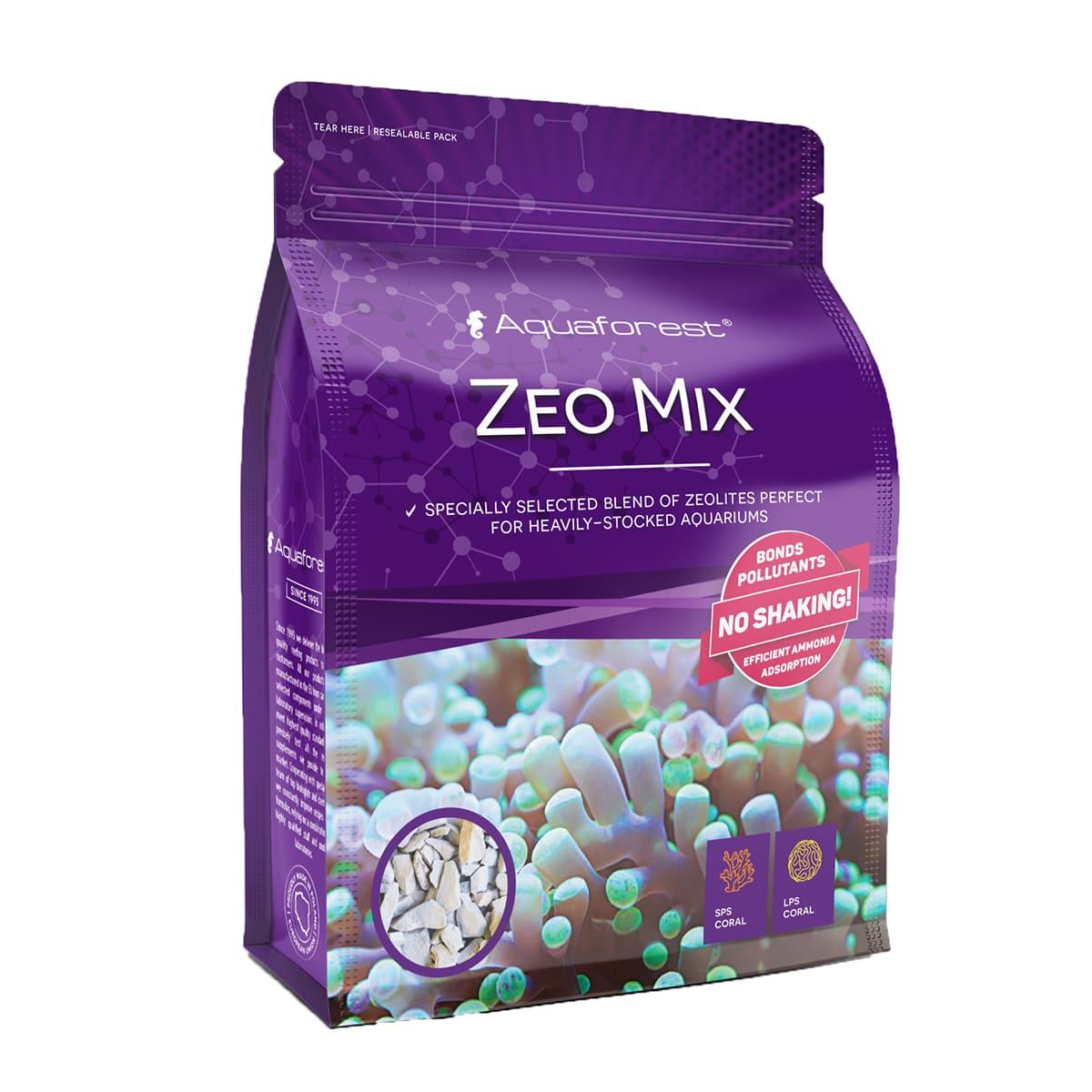 Aquaforest Zeo Mix 1000ml Mídia de Zeolita para Aquários