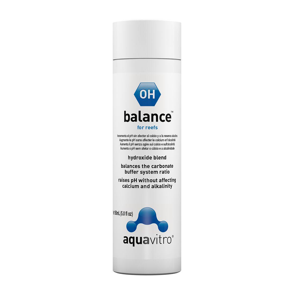 Regulador de pH Marinho Aquavitro Balance 150ml