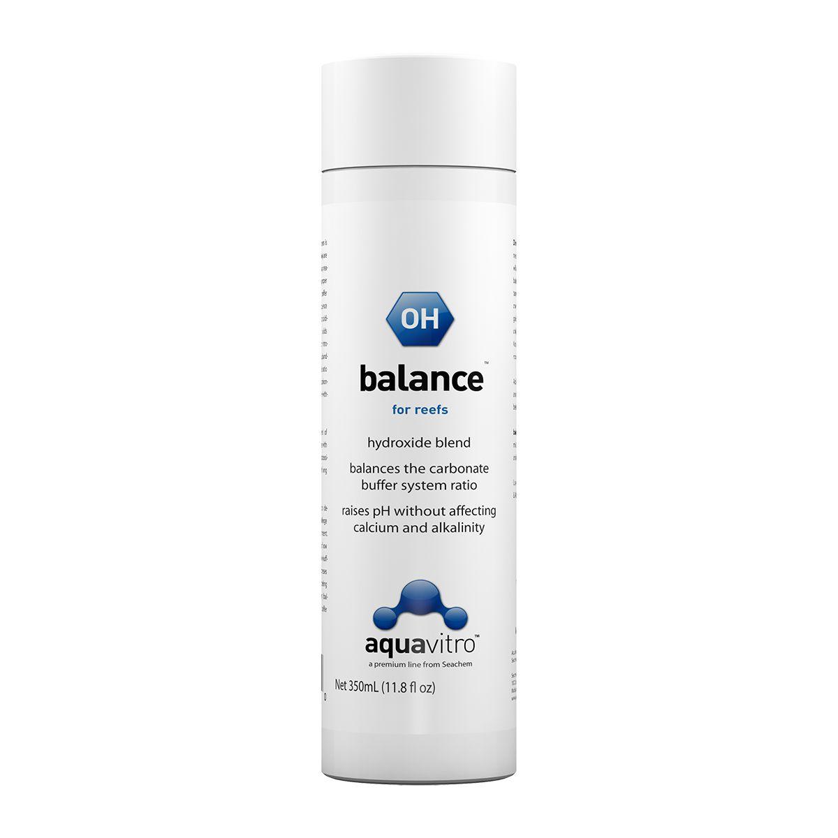 Regulador de pH Marinho Aquavitro Balance 350ml