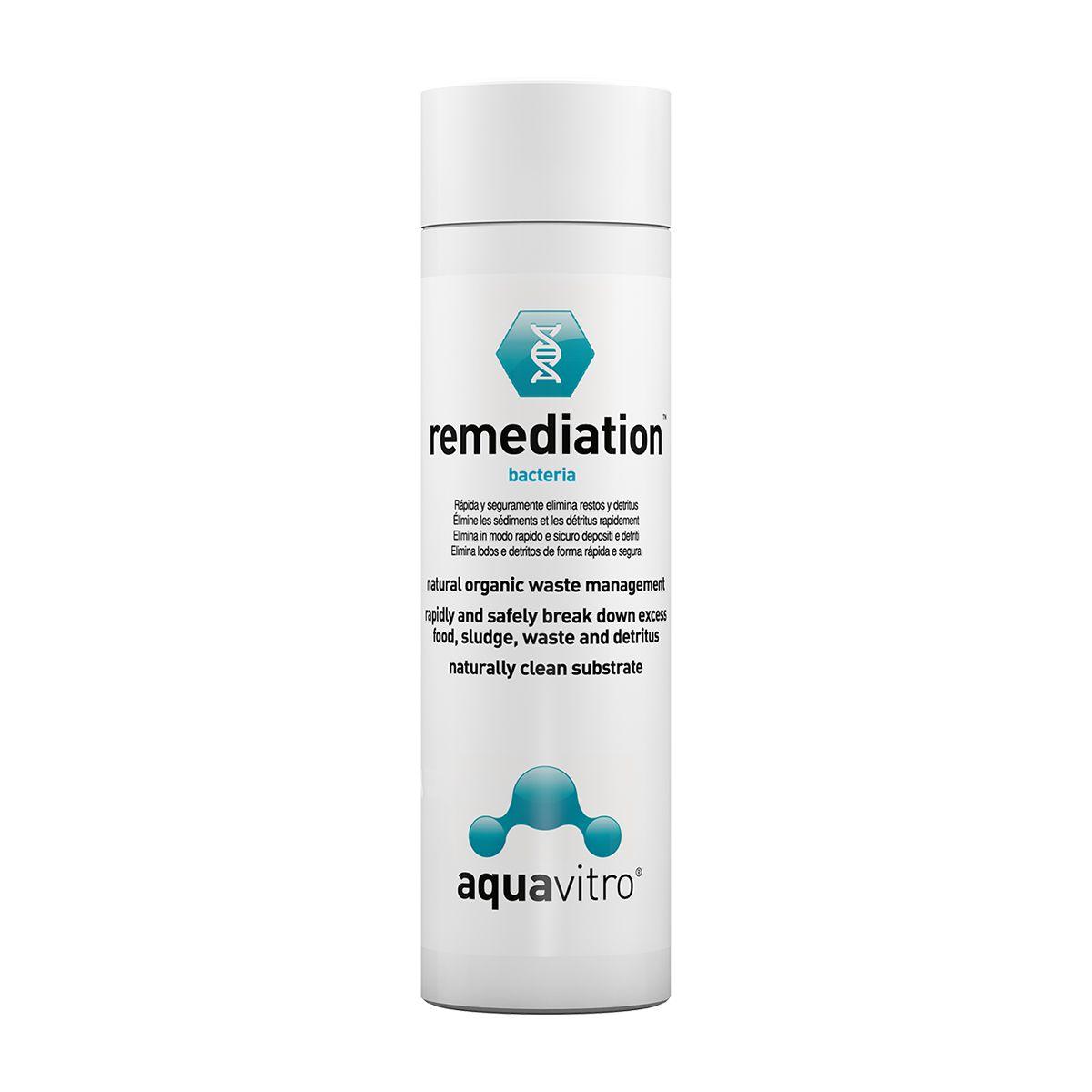 Bactérias Filtrantes Aquavitro Remediation 150ml