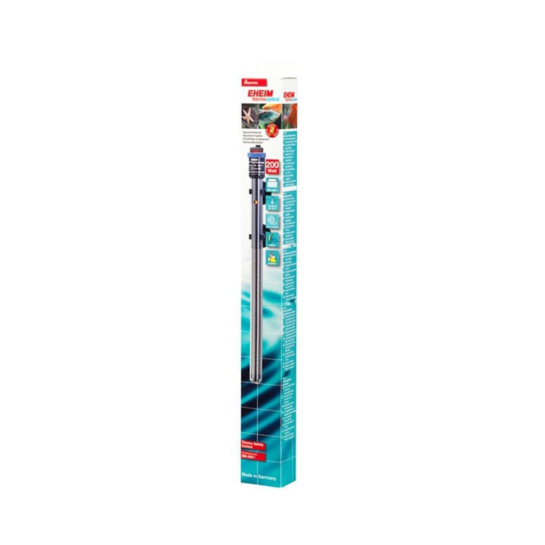 Aquecedor Termostato Eheim 50w Aquarios De 25l A60L - 127v