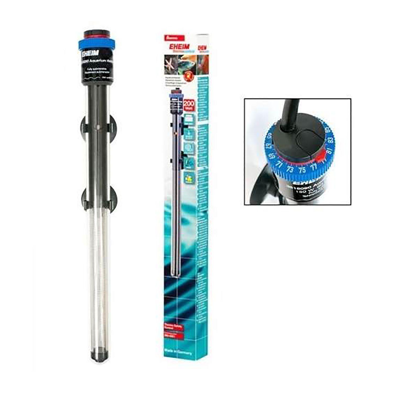 Aquecedor Termostato Eheim 50w Aquarios De 25l A60L - 220v