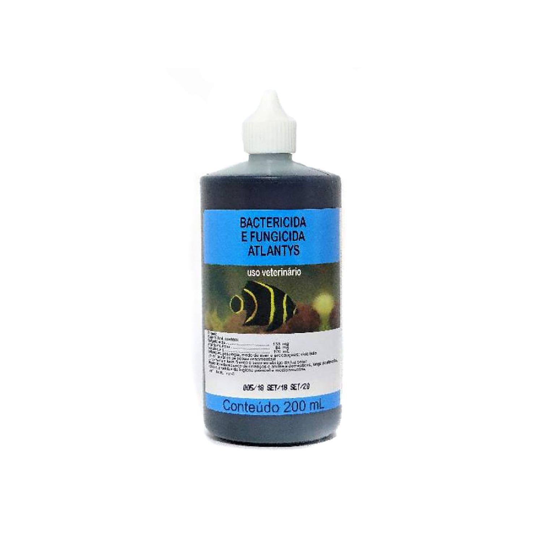 Atlantys Bactericida e Fungicida 200ml