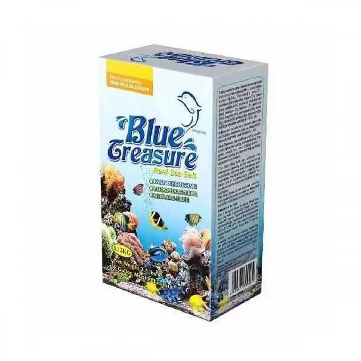 Blue Treasure Reef Sea Salt 1,12 Kg