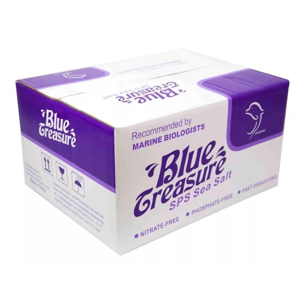 Blue Treasure Sps Sea Salt 20Kg