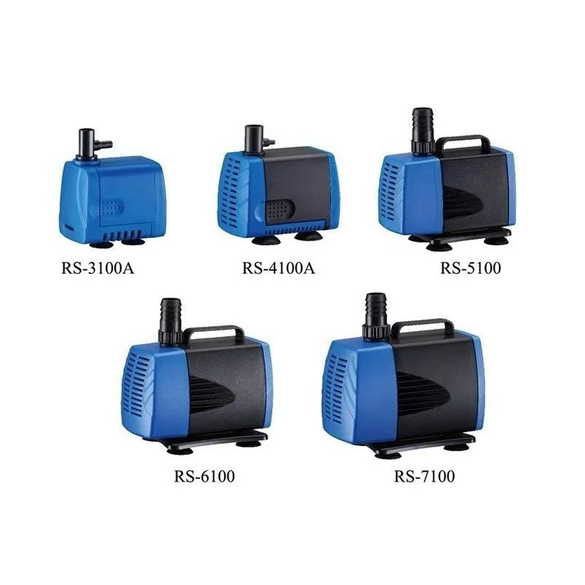 Bomba Submersa RS Electrical RS 6100