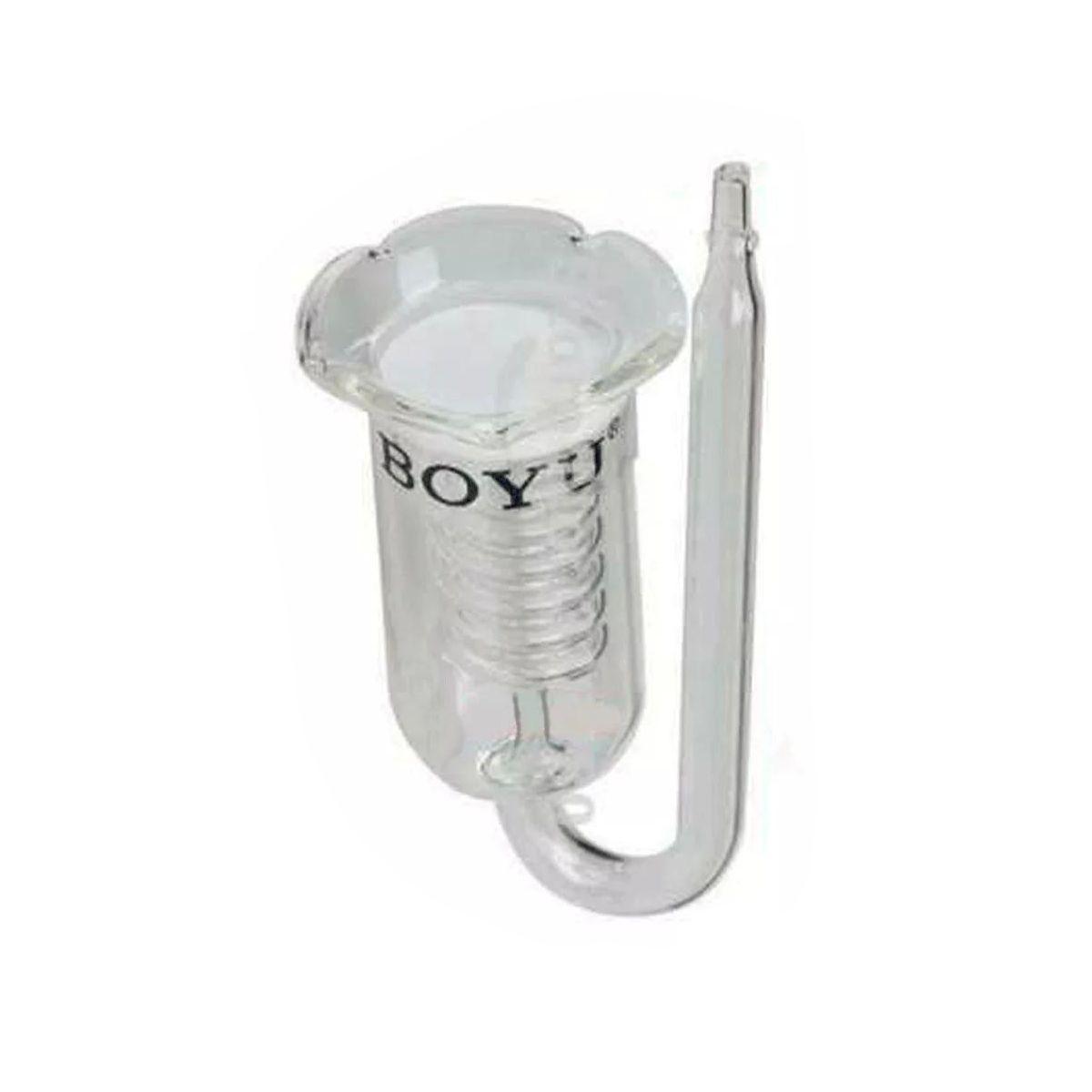Difusor de CO2 com Serpentina de Vidro Boyu CO-170
