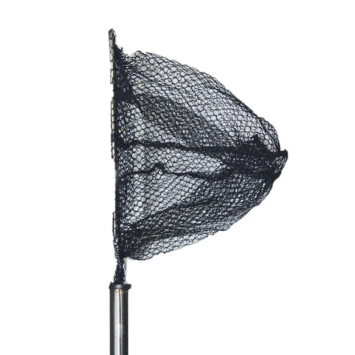 Rede Inox Boyu FC-3 7,6cm para Captura e Manuseio de Peixes