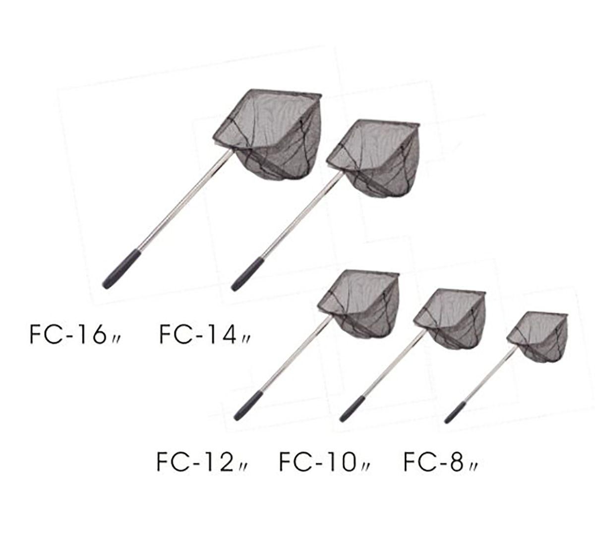 BOYU REDE INOX FC- 4 (10,2 CM)