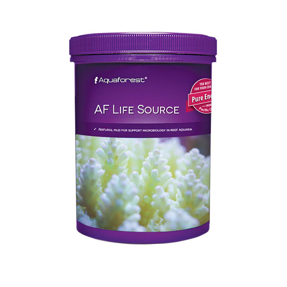 Suplemento Aquaforest Life Source 1kg Aumenta Microbiologia