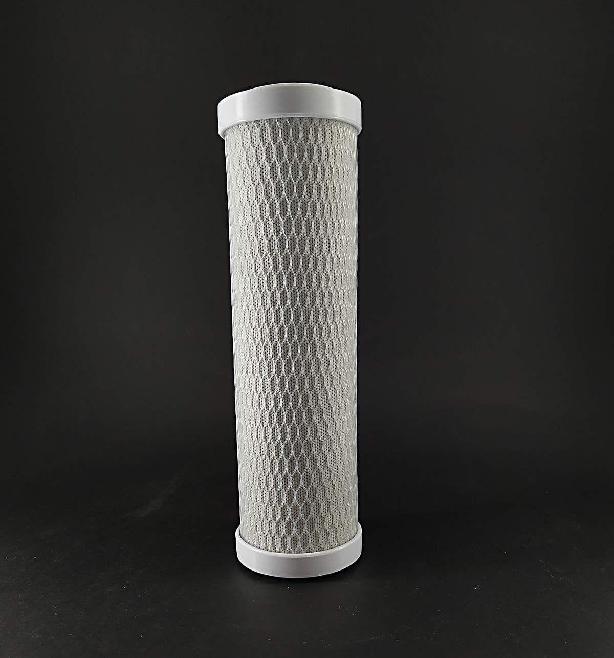 Carvão Block 236mm Elemento Filtrante (Aqualimp)